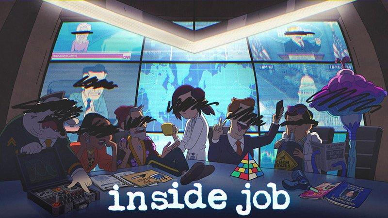 Inside Job Netflix
