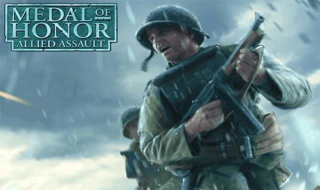 تحميل لعبة القتال الشهيرة Medal of Honor Allied Assault للكمبيوتر