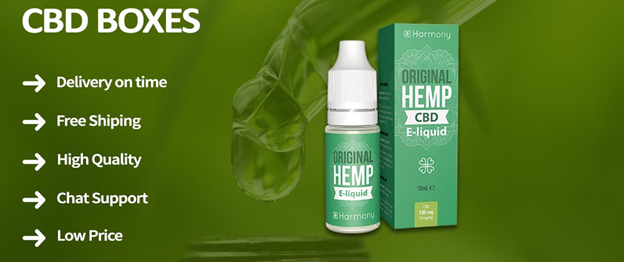 The Worth of Using Custom CBD Boxes for Packaging in 2020