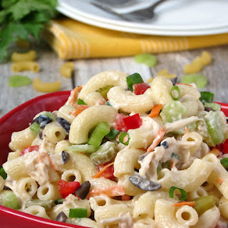 Chicken Macaroni Salad Recipes