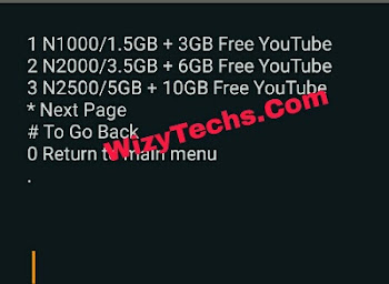 Airtel data + YouTube
