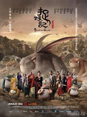Phim Truy Lùng Quái Yêu - Monster Hunt (2015)