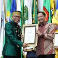 Kota Sehat Terbaik, Parepare Masuk 6 Besar Peraih Wistara Terbaik se-Indonesia
