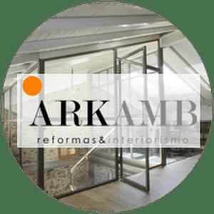 Página web ARKAMB Reformas e Interiorismo
