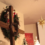 Church - Christmas Decorations