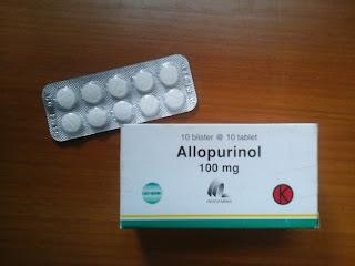 Allopurinol obat penyakit piral