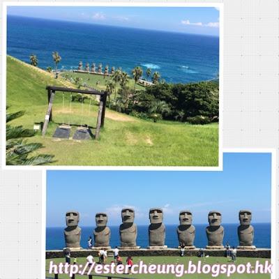 【南九州自駕遊】宮崎 日南 Sun Messe 看 ♥ 復活島 ♥ Moai 巨石像 ... ...