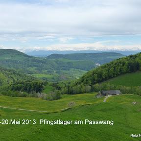 Pfingstlager Passwang