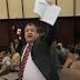 """""""Hoy se Beeeeebe"""", dice Vocero de diputados del PLD ante destitución del director del SNS"""
