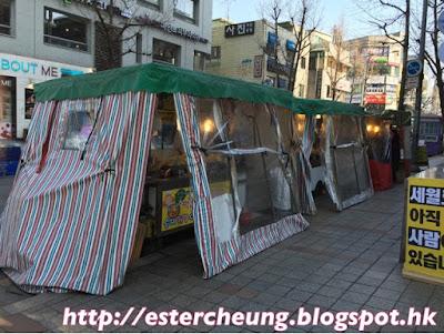 【2016 首爾為食遊】美食篇 ♥ 韓國 街頭 地道小食