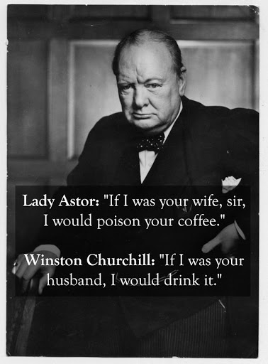 winston churchill quotesfunny