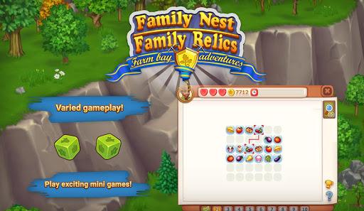 Family Nest: Family Relics - Farm Adventures apktram screenshots 5