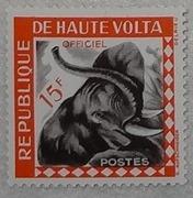 timbre Haute-Volta 005