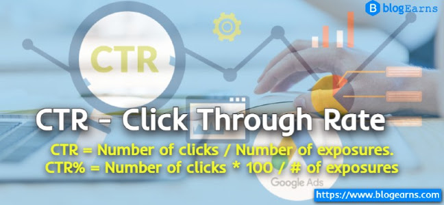 what is ctr in google adsense
