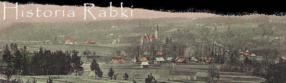 Historia Rabki