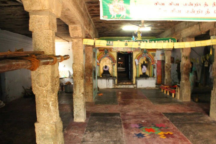 Sri Vijaya Natheswarar Temple, Thiruvijayamangai, Kumbakonam - 275 Shiva Temples