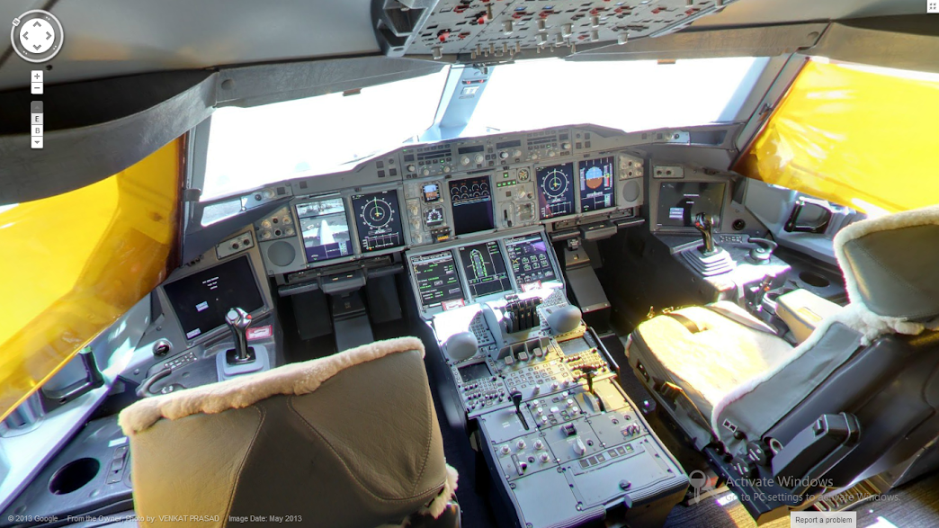 StreetView A380