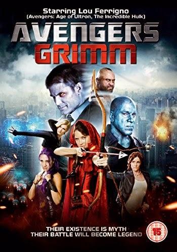 Avengers Grimm (2015) สงครามเวทย์มนตร์ข้ามมิติ