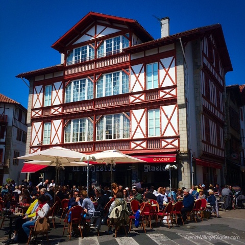 French Village Diaries a week in the Pays Basque St-Jean-de-Luz