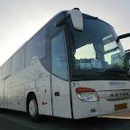 Setra van besseling bus 7 (met het nieuwe logo van besseling)