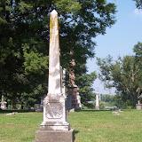 Mount Olivet Cemetery, Nashville, TN - Wm. A. Gleaves Lot