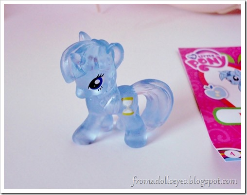 My Little Pony blind bag figure, perfect size for dolls.