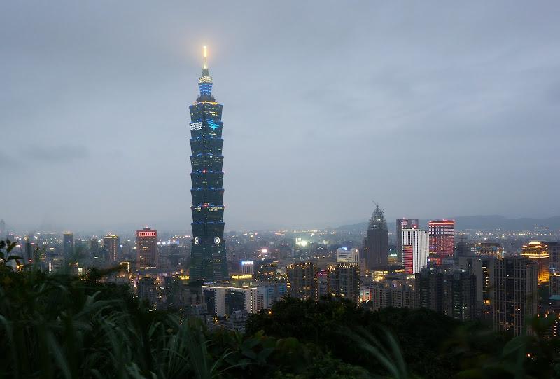 TAIWAN Taipei,Elephant mountain et proche de Shiding - P1140374.JPG