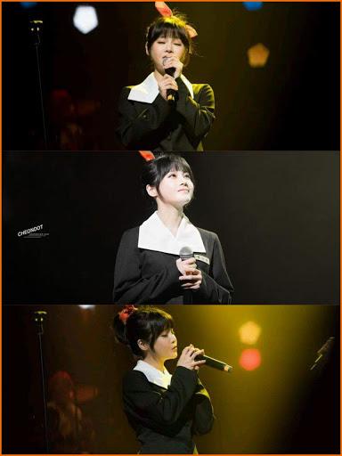 T-ARA ~ Boram At [159309] 40th Anniversary Jeon Young Rose Concert - 1