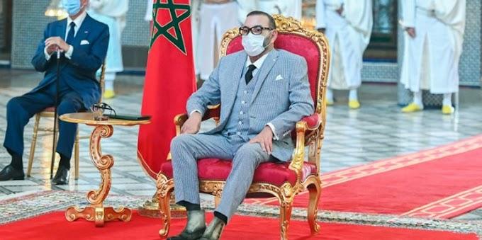 Marruecos consolida su autoritarismo.
