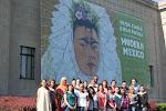 Frida Kahlo Exhibition Field Trip
