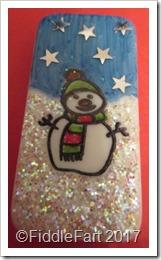Christmas Domino Decoration Domino Art