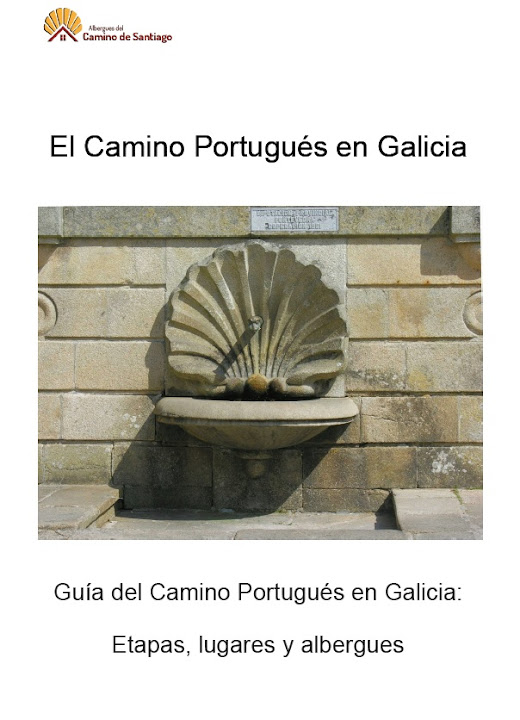 Guía del Camino Portugués en Galicia