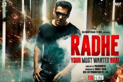 Salman Khan on the sets of Radhe - Your most wanted Bhai shooting resumes