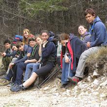 Robinzonovanje, Ilirska Bistrica 2005 - P5120054.JPG