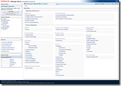 Oracle-Weblogic-Server-Home Page-Console
