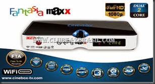 CINEBOX FANTASIA HD MAXX 3 TURNER