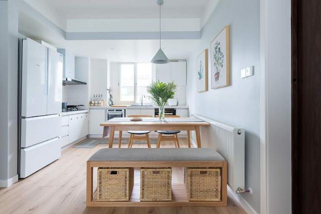 Thiết kế nội thất hiện đại phù hợp cho từng không gian khác nhau