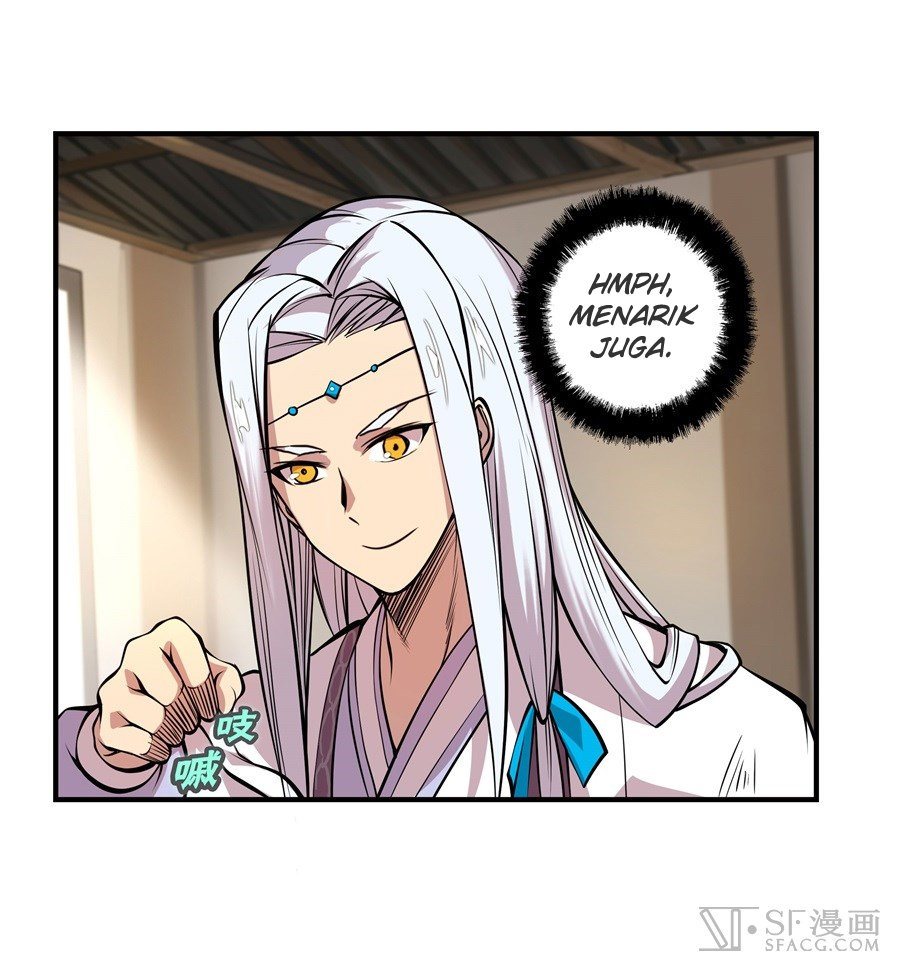 Martial King's Retired Life Chapter 18