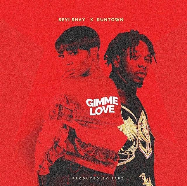 [Music] Seyi Shay – Gimme Love | @iamseyiShay , @iRuntown
