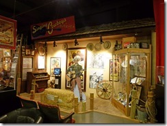 Display, Museum of Western Film History, Lone Pine CA