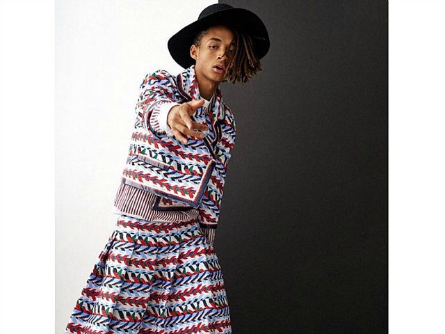 Da Grahynd Music News: Jaden Smith Says He Wears Skirts So Kids Won