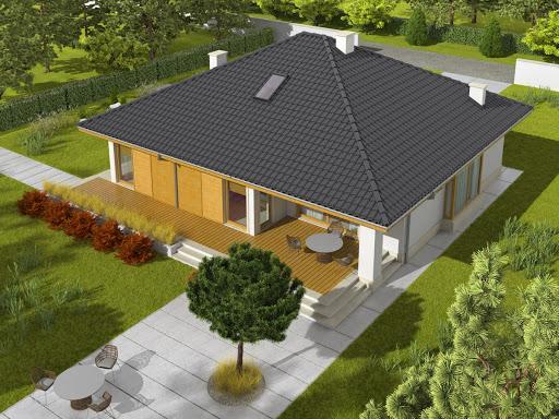 projekt Flori III Economic wersja A 30 stopni