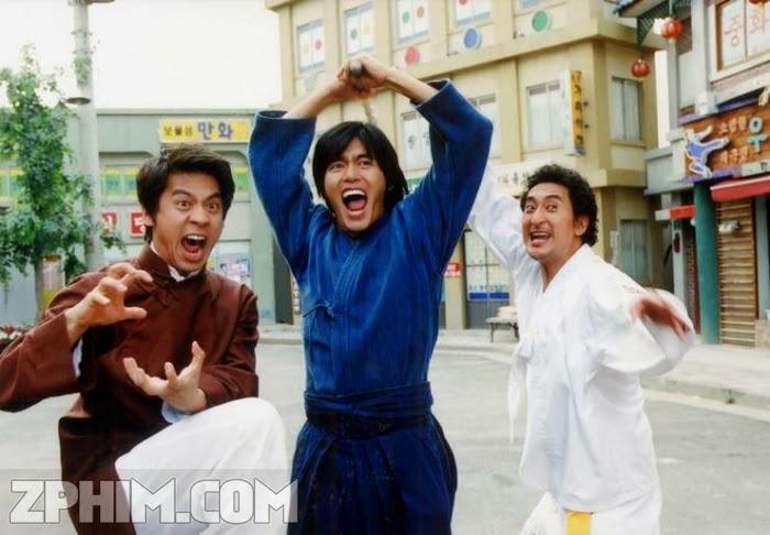 Ảnh trong phim Tam Đại Sư Phụ - Three Kims 1