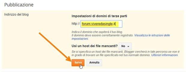 redirect-blog-gratuito-sottodominio
