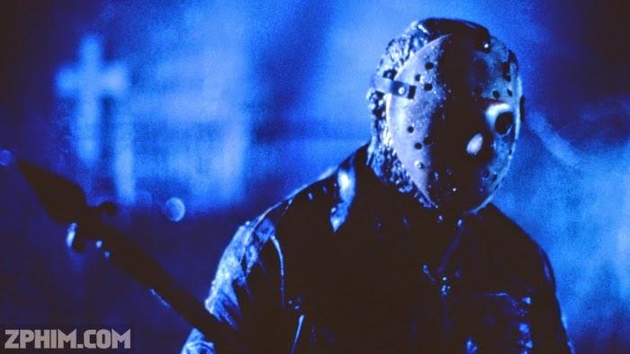 Ảnh trong phim Thứ 6 Ngày 13 Phần 4: Jason Sống Lại - Jason Lives: Friday the 13th Part VI 2