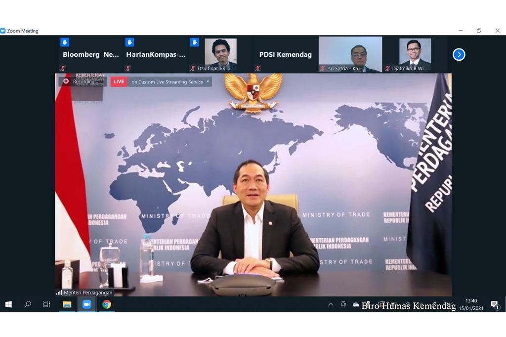 Sikapi Langkah Uni Eropa Di WTO,  Indonesia Terus Perjuangkan Kebijakan Nasional di Tingkat Multilateral