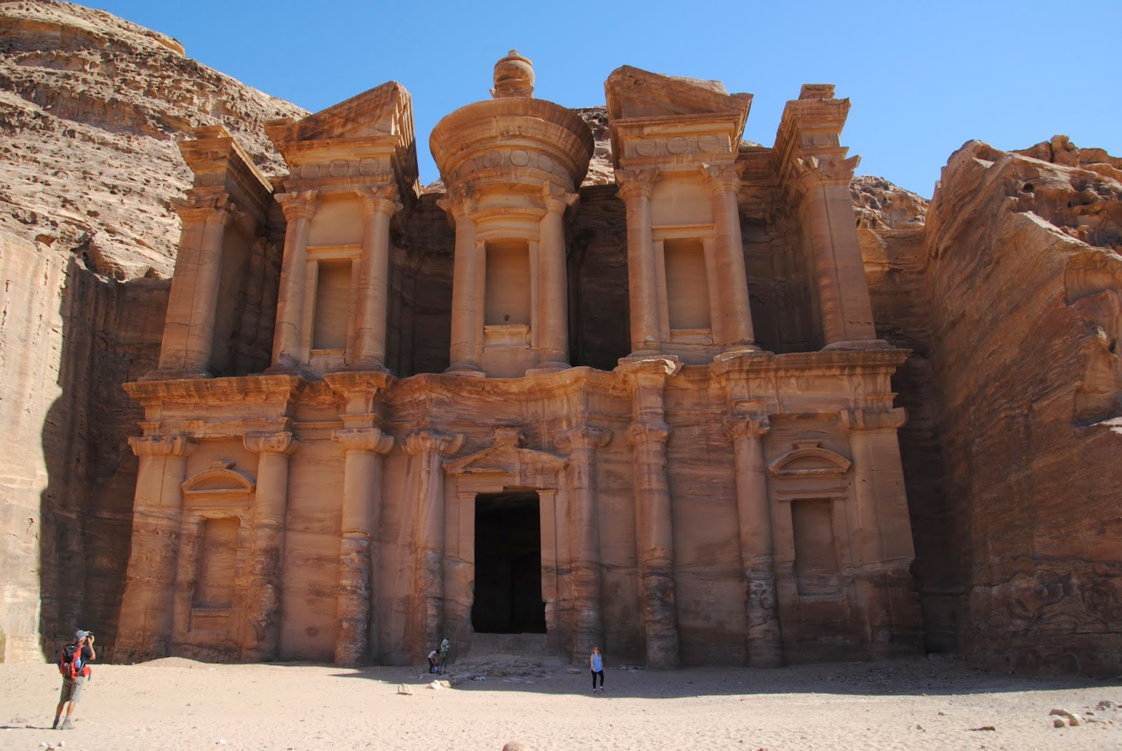 My Photos: Jordan -- Petra -- Ad Dein