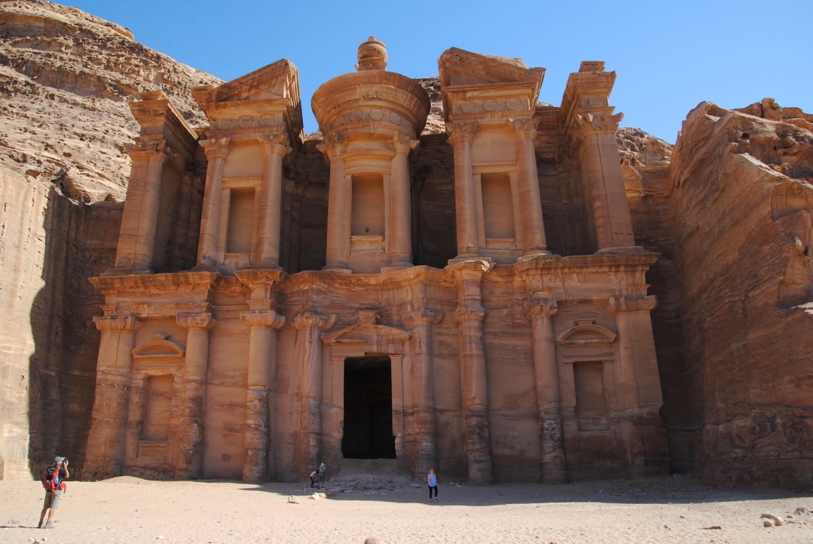 My Photos: Jordan -- Petra -- Ad Dein