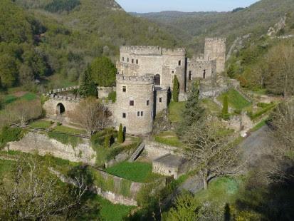 Chateau de Chouvigny