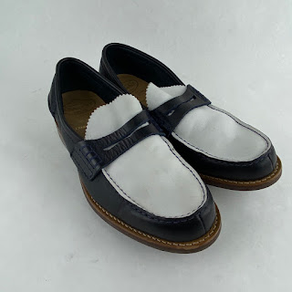 Church's Two Tone Penny Loafers